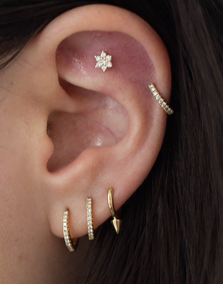 The Ear Piercings Guide The Belle Avenue